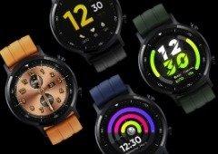 Realme Watch S: confirmada data de lançamento do rival do Amazfit GTS 2!