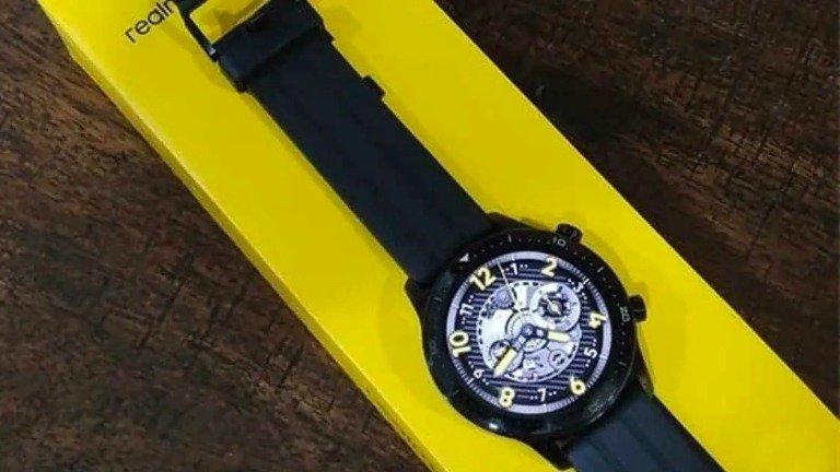 Realme Watch T1 é o próximo smartwatch barato e bom a chegar em outubro