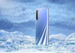 Realme X50 5G tem detalhe de design confirmado em imagem real!