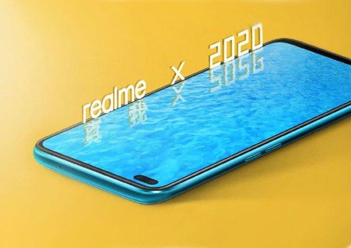 Realme X50 Lite