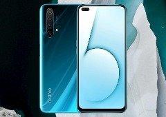 Realme X50 Pro. Primeiras especificações do rival do Xiaomi Mi 10 reveladas