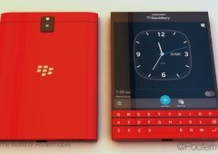 BlackBerry Passport terá uma versão em vermelho