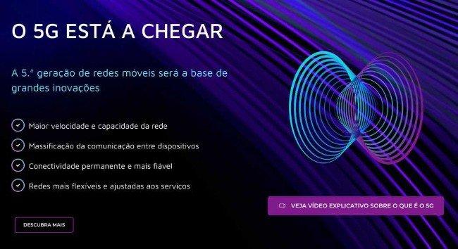 Redes 5G ANACOM
