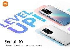 Redmi 10: as confirmações para o próximo smartphone barato da Xiaomi