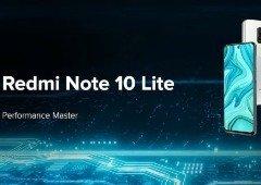 Redmi Note 10 Lite é oficial: o novo Xiaomi que não queremos na Europa