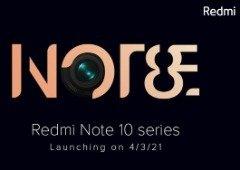 """Redmi Note 10 """"revelado"""" oficialmente pelo diretor da Xiaomi Índia"""
