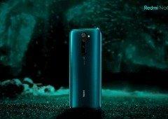 Redmi Note 8 Pro: variante Jade de Gelo em vidro é a grande aposta