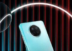 Redmi Note 9 Pro 5G revelado antes do lançamento em cor arrojada