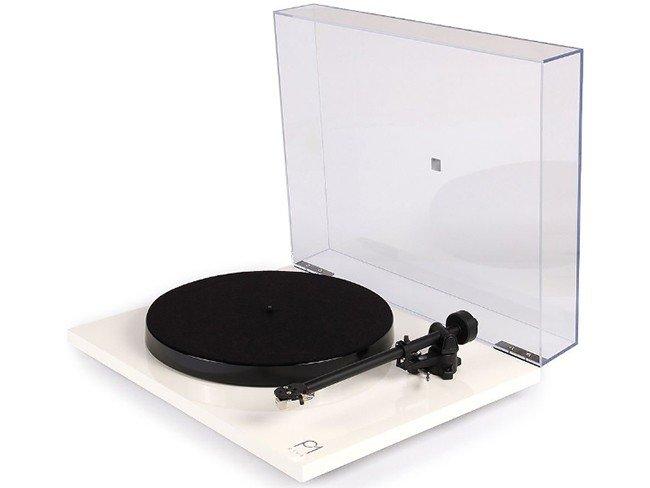 Gira-discos Rega Planar 1 Plus em branco