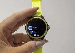 Relógios Google ganham nova vida com aplicação oficial