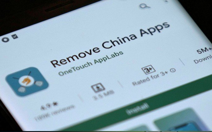 Google Play Store Remove China Apps