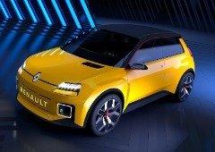 Renault 5: revelados os planos de produção do carro 100% elétrico
