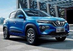 Renault City K-ZE é totalmente elétrico e custará menos de 12 mil Euros