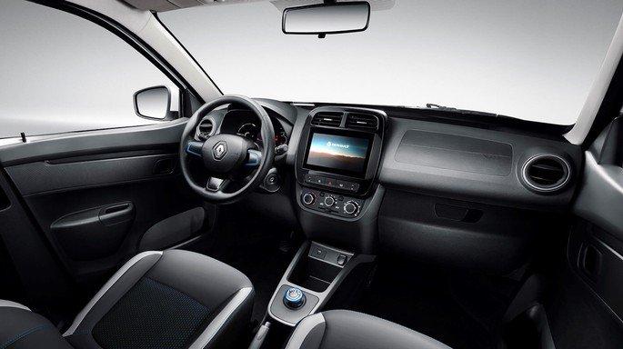 Renault City K-ZE DACIA