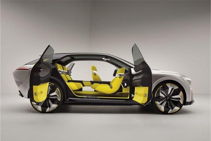 Renault Morphoz EV