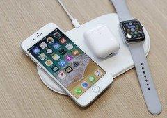 Renovado AirPower da Apple poderá ter sido fotografado
