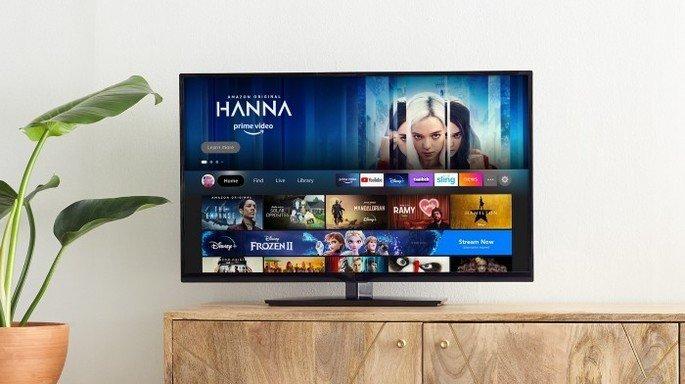User Inferface da Amazon Fire TV foi renovada