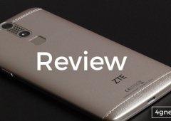 ZTE Axon Mini Premium Edition Review/Análise | De Mini tem pouco