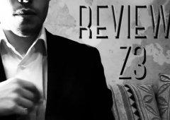 Sony Xperia Z3- Review