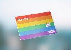 Revolut tem um novo cartão especial de apoio ao Orgulho LGBTI+