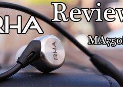 Review RHA MA750i - O extremo da qualidade