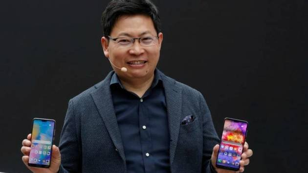 Richard Yu, CEO da Huawei