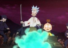 Rick and Morty tornam-se samurais em curta que podes assistir gratuitamente