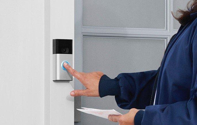 Vantagens da nova Ring Doorbell, a campainha inteligente da Amazon
