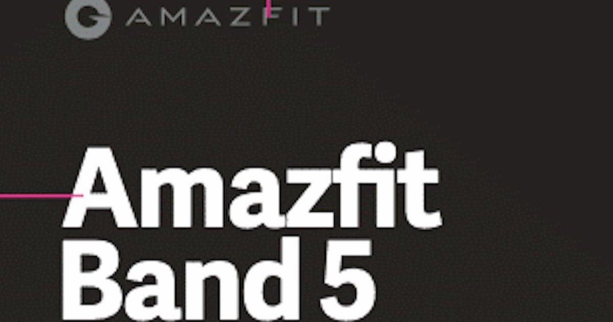 Rival da Xiaomi Mi Band 5? Amazfit Band 5 está a caminho – 4gnews