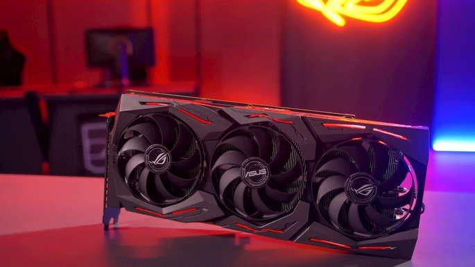 Asus ROG Strix Radeon RX série 5700