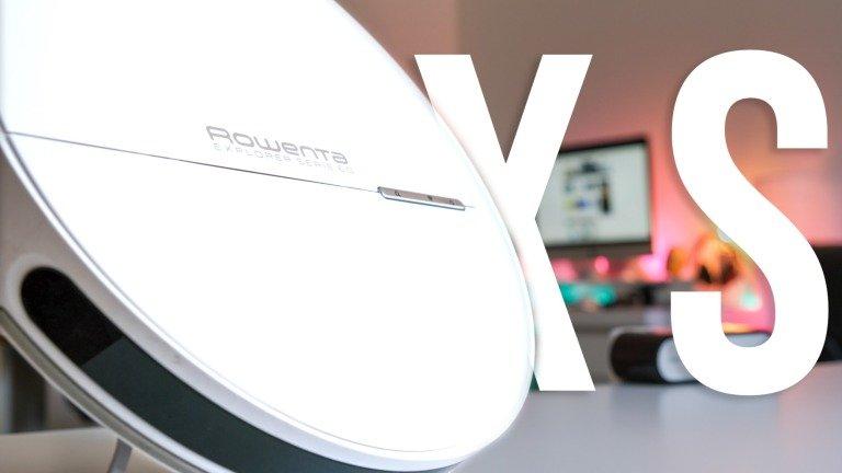 Rowenta Explorer 60 review: robot aspirador XS com preço XL