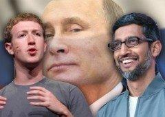Rússia acusa Google e Facebook de correr anúncios políticos sem autorização
