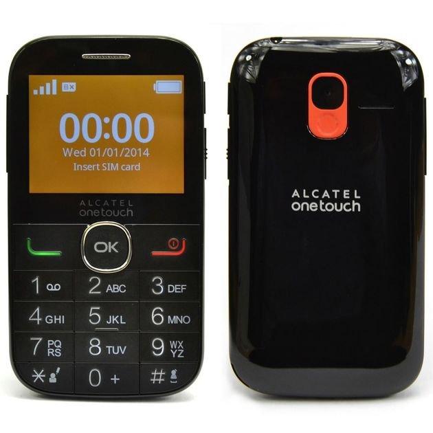 Alcatel One Touch 2004C - Telemóveis para idosos