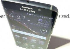 """Rumores apontam para um Galaxy S6 Edge Plus com ecrã 5.4""""polegadas e 3000mAh bateria"""