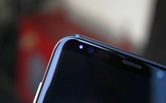 S8 LED notificações