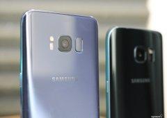 Samsung Galaxy S8 vs Galaxy S7 - O que mudou?