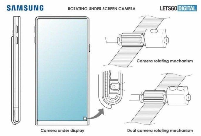 Segunda patente Samsung