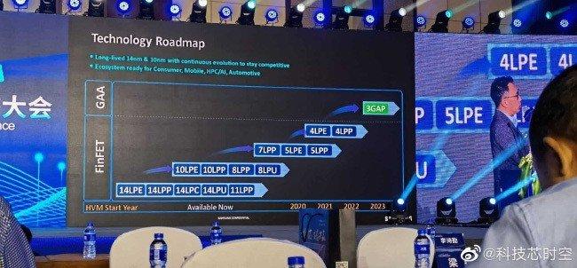 Samsung 3 nm