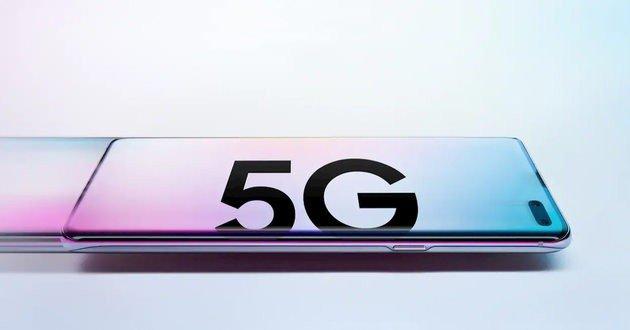 5G Galaxy S10