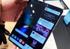 Samsung afinal não vendeu 1 milhão de unidades do Galaxy Fold