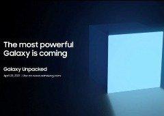 """Samsung anuncia evento para 28 de abril com a surpresa """"mais poderosa"""""""