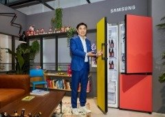 Samsung anuncia novo frigorífico que se adapta ao teu estilo de vida