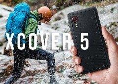 Samsung anuncia o novo smartphone robusto Galaxy XCover 5