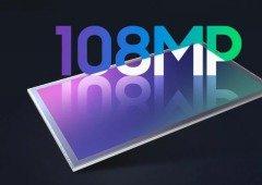 Samsung anuncia o primeiro sensor de 108MP em parceria com a Xiaomi