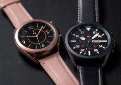 Samsung apresentará ainda este ano dois novos Galaxy Watch com WearOS