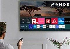 Samsung arrasa perspetiva de mudança para o Android TV nas suas televisões