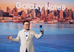 Samsung admite problema de bateria no Samsung Galaxy Note 8
