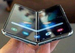 Samsung coloca meta ambiciosa para os smartphones dobráveis em 2020