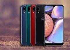 Samsung confirma chegada de novo smartphone budget! Conhece o Galaxy M01s