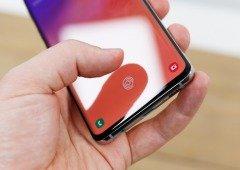 Samsung corrigirá falha no sensor biométrico do galaxy S10 na próxima semana